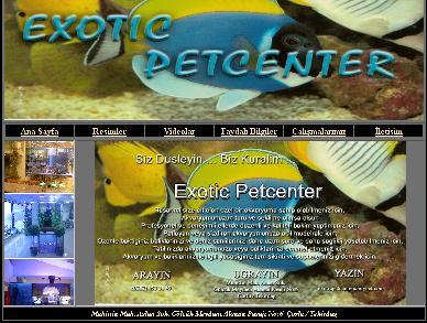 Exotic Pet Center